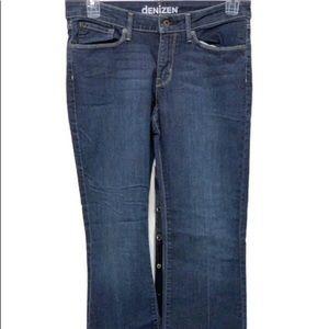 Denizen From Levi's Low Rise Modern Boot Cut Jeans